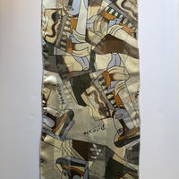 """lady's """"picasso""""  scarf"""