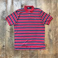 RALPH LAUREN S/S border polo shirts