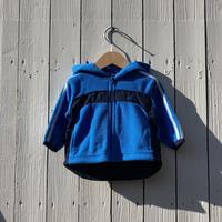 kids adidas fleece jacket(9M/70cm)