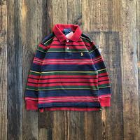 kids RALPH LAUREN L/S polo shirts(5T/115cm)