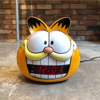 1991s Garfield Electronic clock