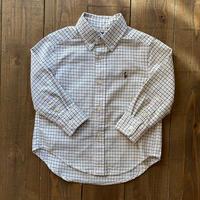 kids Ralph Lauren check shirt(2T/90cm)