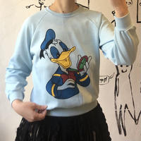 "lady's ""Donald Duck"" vintage sweat"