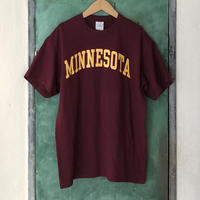 lady's MINNESOTA tee shirt