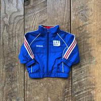 kids Reebok NFL NY GIANTS nylon jacket(6-9M/70cm)