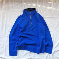 Men's NAUTICA half zip sweat