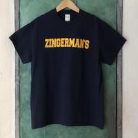 "lady's tee "" ZINGERMAN'S "" tee shirts"