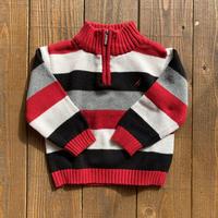 kids NAUTICA high neck knit(12M/80cm)
