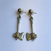 lady's hatchet  pierce
