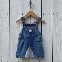 kids OSHKOSH jumper skirt(60cm)