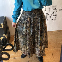 lady's camouflage skirt