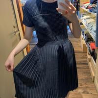 lady's dot dress