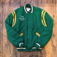 "Men's 90s DeLONG stadium jacket""J racy L.V.Cheer '95-96""(Men's L)"