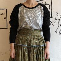 lady's mocomoco sleeve tops