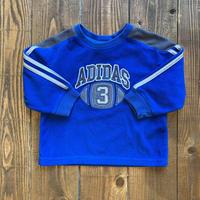 kids adidas fleece sweat(12M/80cm)