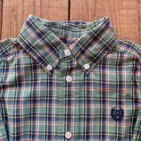 kids CHAPS L/S shirt(3T/95cm-100cm)
