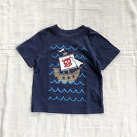 kids pirates tee(18month/85cm)