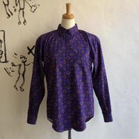 lady's patterned shirt