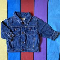 kids denim jacket (3-6M/60cm)