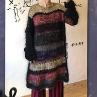 lady's knit one-piece
