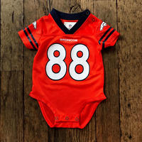 kids Denver Broncos uniform rompers(60cm)