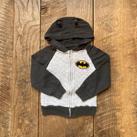 kids BATMAN zip up parka(3T/95cm)