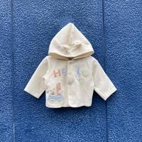kids fleece jacket(0-3M/50cm)