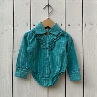 kids shirt rompers(0-3M/50cm)