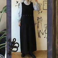 lady's tuck design one-piece