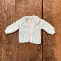kids handmade knit cardigan(0-3M/50cm)