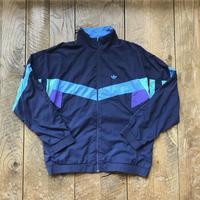 Men's late1980s adidas sports nylon jacket(Men's L)