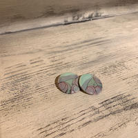 lady's pastel color design pierce