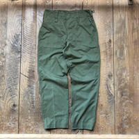 1980〜90s British Army light weight Fatigue Pants