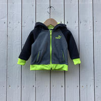 kids PUMA fleece jacket(6M/60cm)