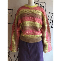 lady's wide sleeve sweater