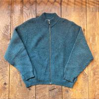 Men's 90s L.L.Bean zipup sweater(Men's XL)
