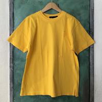 "lady's ""Lizsport"" yellow color tee"