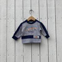 kids 〝FOOTBALL〟sweat(6M/60cm)