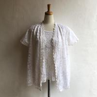 lady's all lace vest