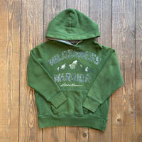 kids logo hoodie(4T/110cm)