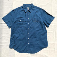 Men's S/S linen cotton shirts