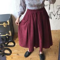 lady's corduroy skirt