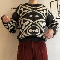 lady's pattern sweater
