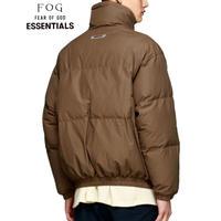 FOG Essentials/Puffer Jacket BROWN