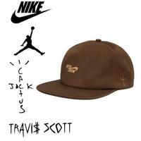 """Nike × Travis Scott /Cactus Jack JORDAN CAP """"BROWN"""""""