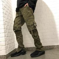 EPTM/Strap  Cargo Pants OLIVE