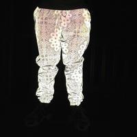 BOOHOO /BANDANA reflector Pants
