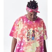 FNTY/ Tie Die Tshirts  Pink