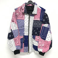 GRMY/BANDANA ALL OVER print Jacket