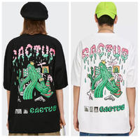 WOSS.official/Oversized caktus Tshirs